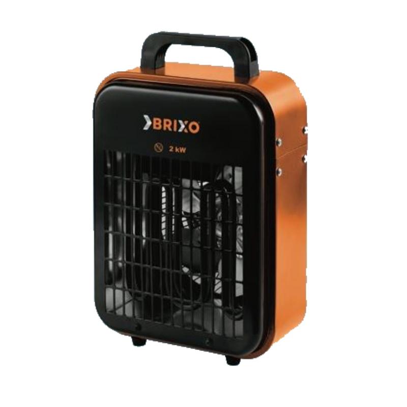 Generatore aria calda elettrico Fan Brixo 2000 3000 5000 W
