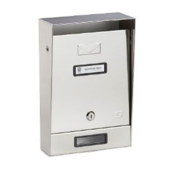 Cassetta postale Bimetal 10-002