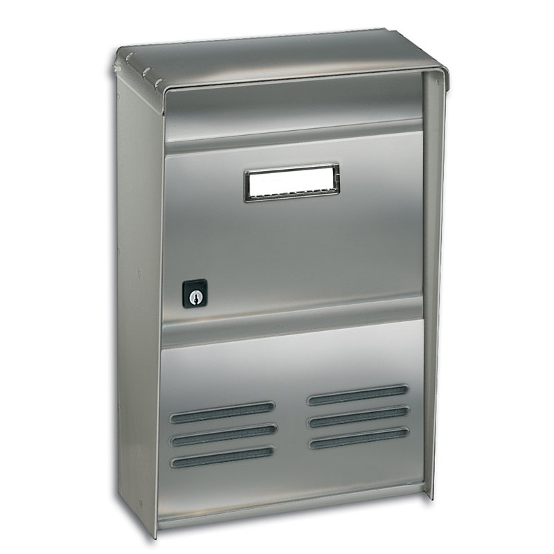 Cassetta Postale Alubox Dublo - Finitura liscia