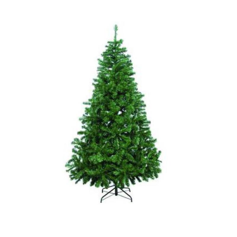 Albero Di Natale 240 Cm.Albero Di Natale Verde Altezza 210 Cm 1050 Rami Ferramenta Centro Italia