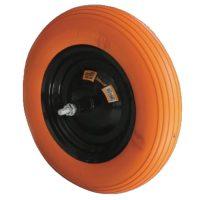 Ruota per carriola poliuretano 350-80