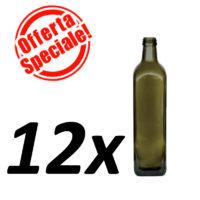 Bottiglia marasca ml.250 - offerta 12 pezzi