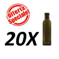 Bottiglia marasca ml.100