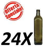 Bottiglia marasca ml.500 -- OFFERTA 24 PEZZI